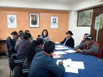 Productores de papa de los Cintis piden luchar contra el contrabando