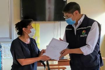 Promueven normas de prevención y sanción contra el acoso en Camargo