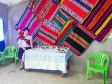 Recogen información turística de Villa Charcas, Incahuasi y San Lucas