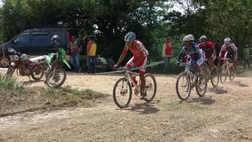 Rengifo se ubica quinto en ciclismo prueba de fondo 40 kilómetros