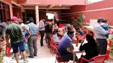 Residentes camargueños en Tarija se solidarizarán con el asilo y albergue