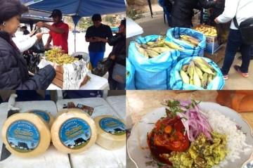Residentes cinteños en Sucre invitan a la feria del Parque Multipropósito