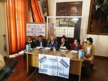 Residentes se movilizan para ayudar a damnificados de los Cintis