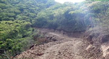 Resta construir 6 kilómetros de camino para llegar a San Gregorio