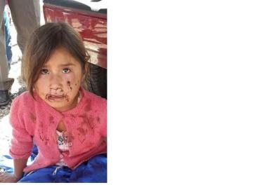 Rosalinda, la niña que salvó a su hermanito y no permitió que se lo quitaran