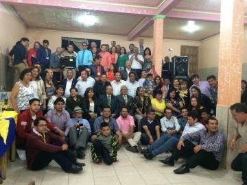 Rotarios del sur del país brindan servicio social en encuentro de Camargo