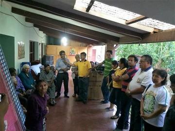 Rotary Club Camargo se solidariza con el Centro de Acogida Virgen del Carmen