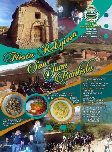 San Juan celebrará el día de su Patrono este sábado y domingo