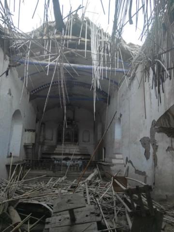 San Juan del Oro se pone en campaña para refaccionar su templo