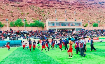 San Lorenzo de Camargo juega la final hoy, domingo; todos a la cancha