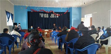 San Lucas inicia clases presenciales el lunes en 23 núcleos del área rural