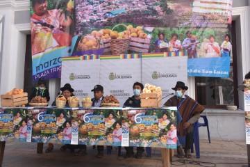 San Lucas invita a la VI Feria del Durazno para este viernes