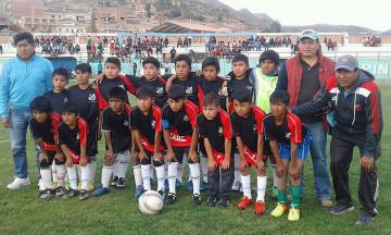 San Silvestre es campeón de fútbol  en la categoría sub-12 de Culpina