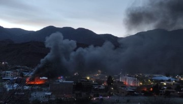 Sedcam confirma cortocircuito como causa de incendio y explosión