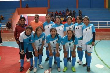 Selecciones de Culpina encabezan torneo fútbol y futsal de los Cintis