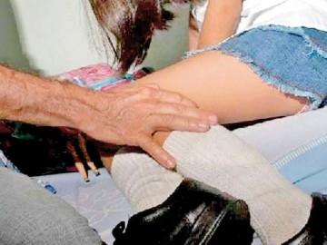 Sentencian con 22 años de cárcel a violador de una niña