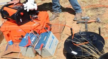 Sergeomin estudia potencial minero en San Lucas y Camargo