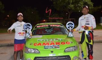 Sergio Vedia ganó y se afianza en la punta de automovilismo R1B