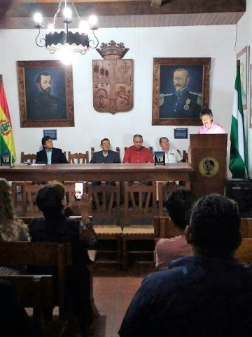Tierra de los Cintis se inmortalizará en el Museo de la Independencia de Santa Cruz