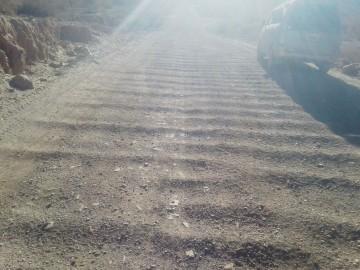 Transportistas demandan mantenimiento de camino Sajlina-Saladillo