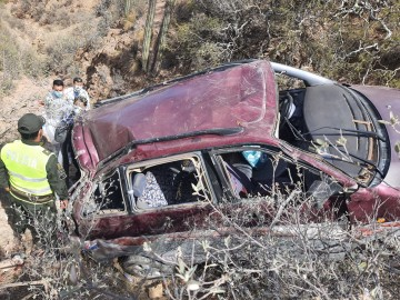 Una mujer muere en un accidente en el trayecto Camargo-Culpina