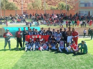Unesbol logra la mayor representación de Camargo para la fase regional de los Cintis
