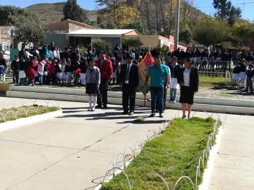 Unidad educativa Isidoro Leytón necesita infraestructura para secundaria