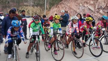 Unos 100 ciclistas del país participarán de la Copa Bolivia en Camargo