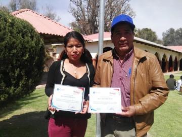 Villa Abecia y Villa Charcas son reconocidas por mejores ejecuciones presupuestarias en 2018