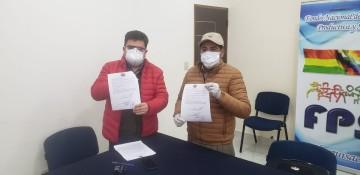 Villa Charcas espera la licitación del agua potable para Huancarani Alto