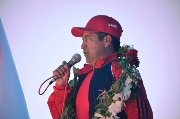 Villa Charcas gestiona la presencia de Evo Morales para su octavo aniversario