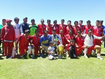Villa Charcas ocupa el primer lugar en los Juegos Municipales