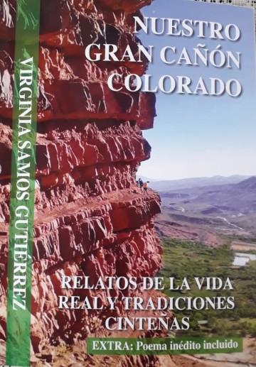 Virgina Samos narra la vida del Valle de Cinti en un nuevo libro