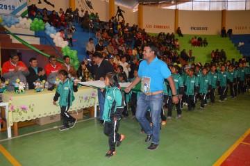 Yatina de Incahuasi representará a los Cintis en fútbol femenino