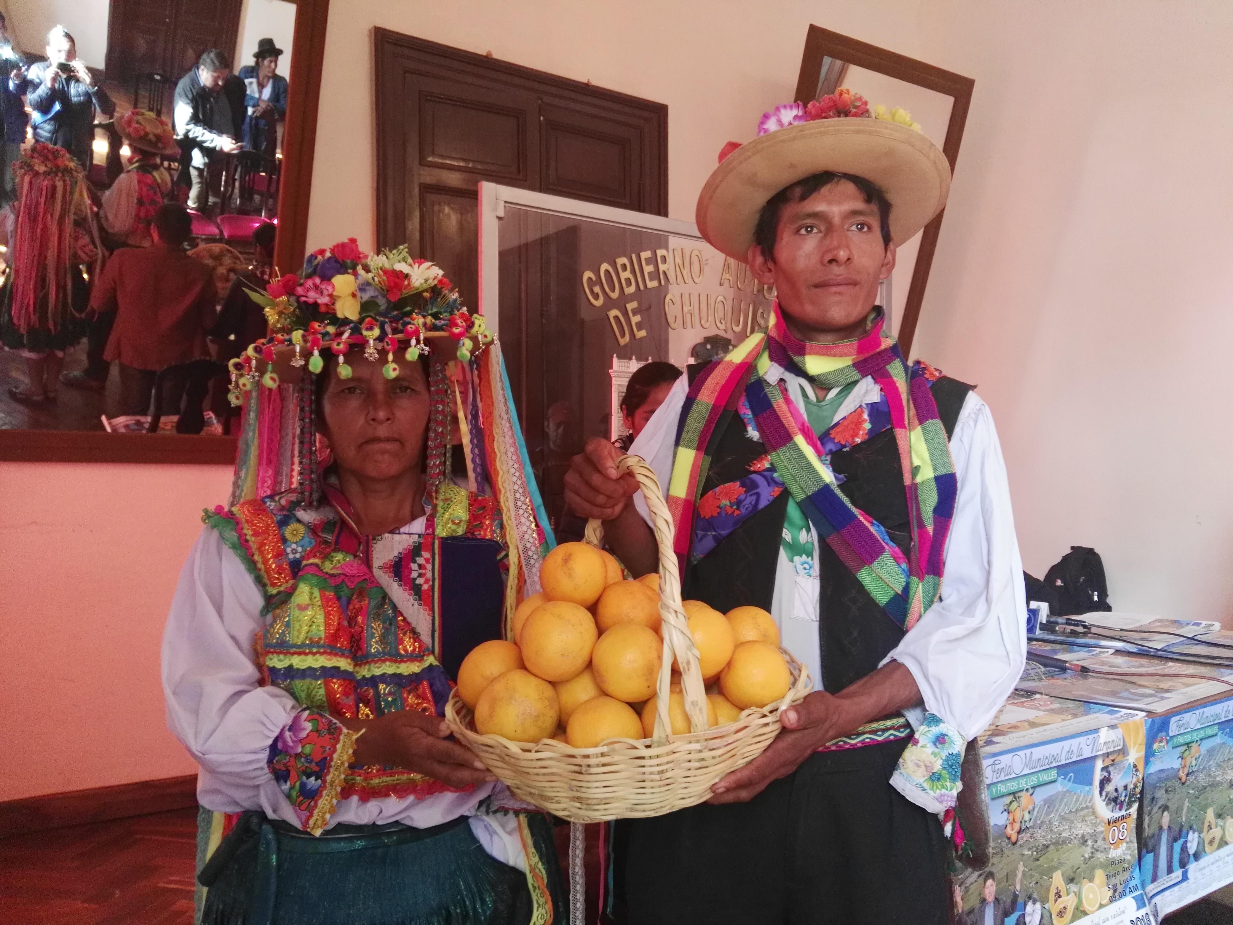 Anuncian precios bajos en la feria de la Naranja en San Lucas