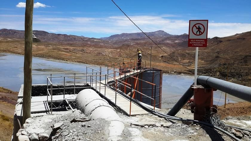 Asignarán recursos para estudio de ingenio minero en primer reformulado