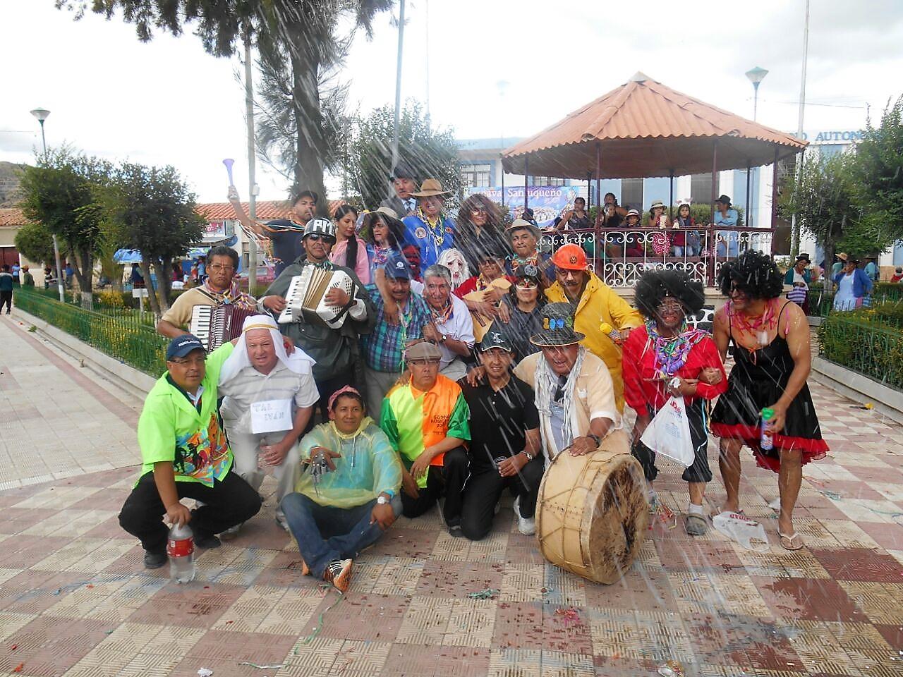 Autóctono y criollo: El Carnaval de San Lucas es para compartir