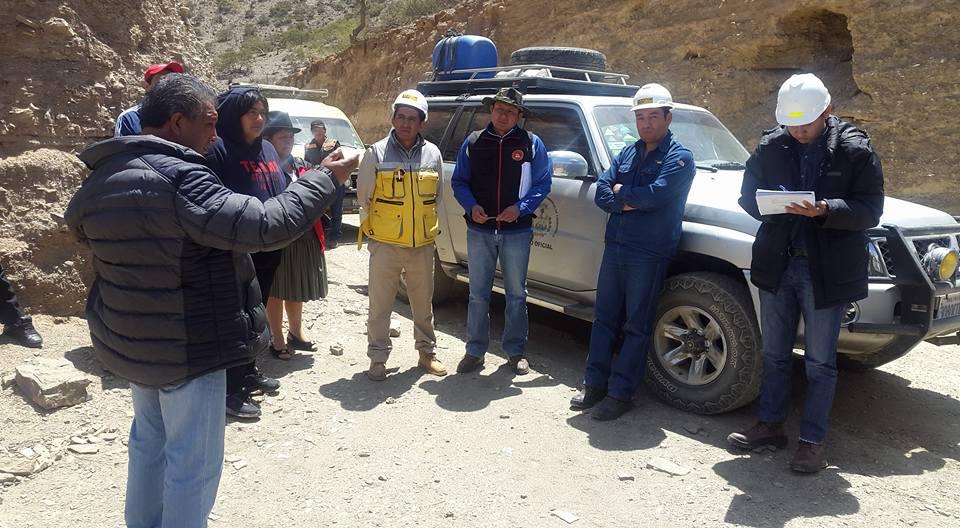 Autoridades cuestionan mantenimiento del tramo Sajlina - Saladillo