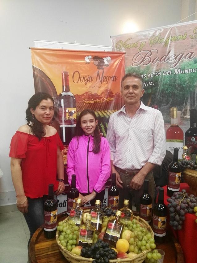Califican de exitoso festival de singanis y vinos de los Cintis