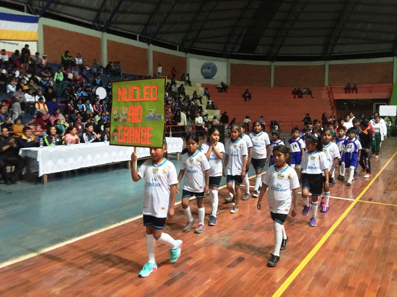 Camargo: Alumnos de primaria disputan la fase municipal de los Pluris