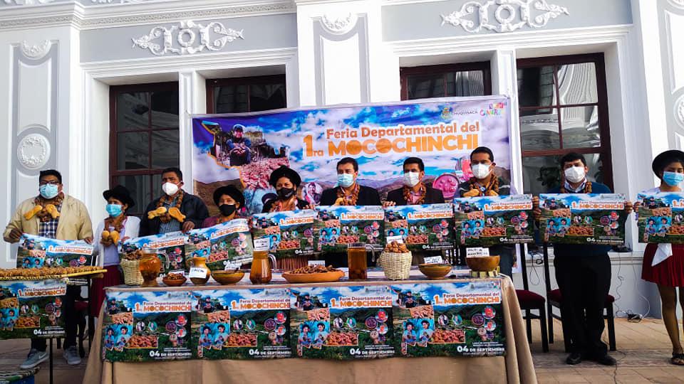 Camargo invita a participar de la primera Feria Departamental del Mokochinchi