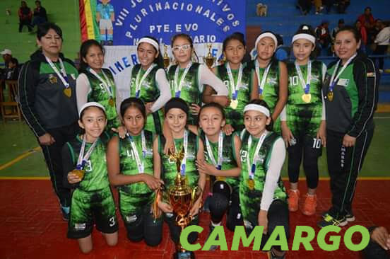 Camargo otra vez se queda con el sueño del oro en básquet femenina
