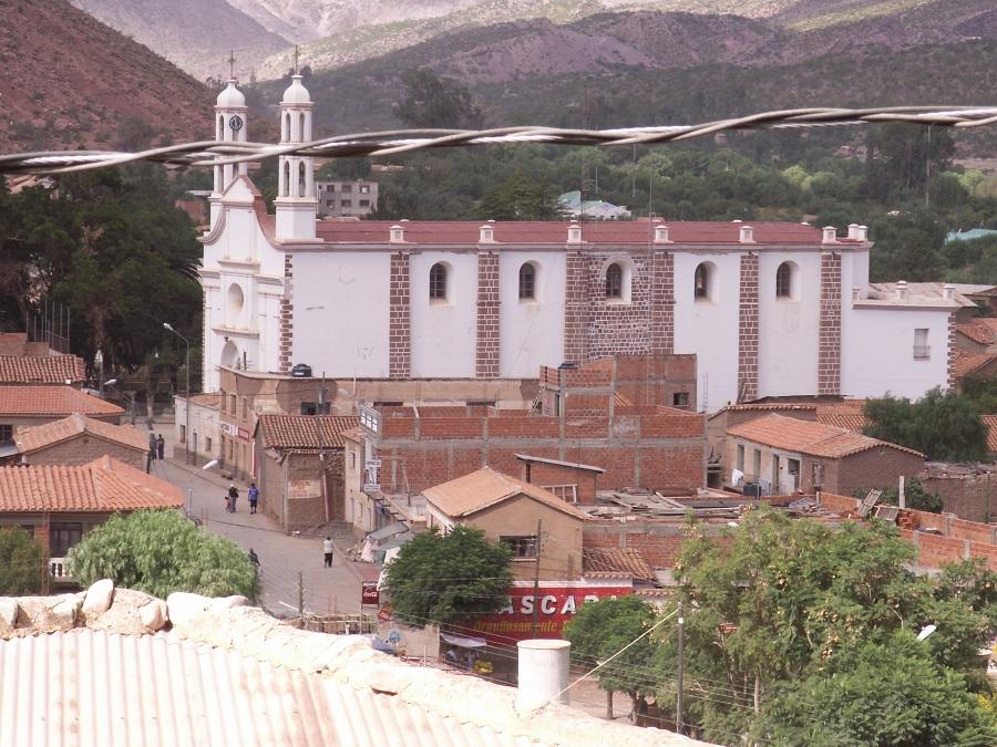 Camargo, San Lucas e Incahuasi suman otros siete de covid-19