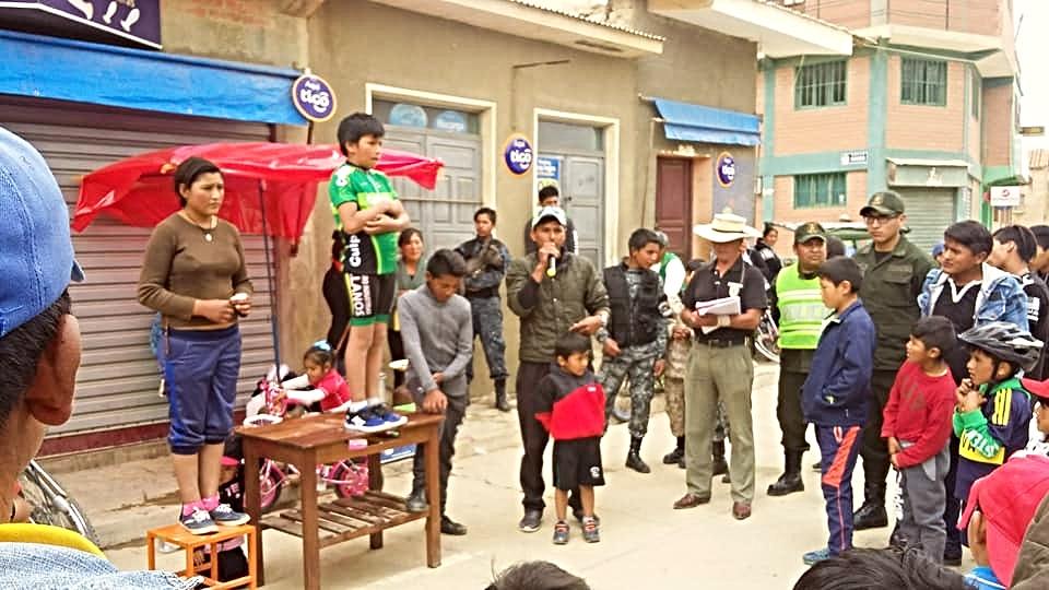 Convocan a niños a participar de la prueba de ciclismo Reyes Magos