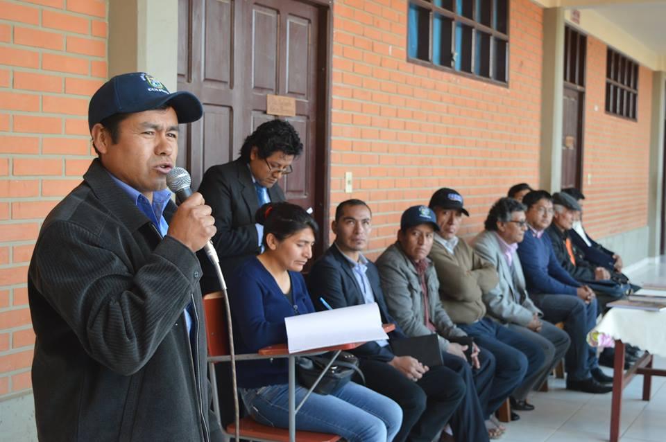 Culpina continuará con estudio de bombeo del río de Incahuasi