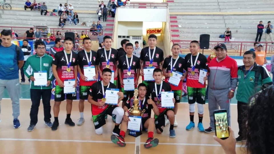 Destacan unión y respeto de la Unesbol al lograr campeonato de básquet