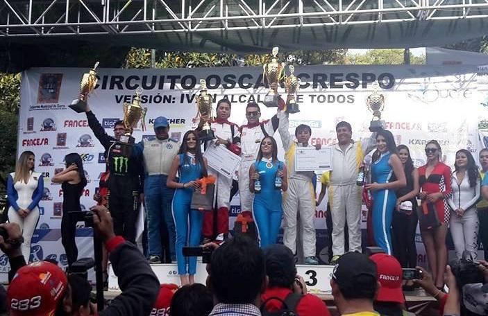 El camargueño Richard Llanos asegura su presencia en el Oscar Crespo