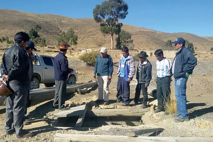 Evalúan potencial minero de serranía de San Lucas y parte de Camargo