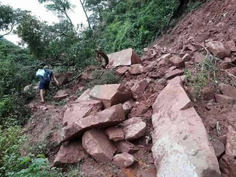 Exigen pronta rehabilitación del camino El Palmar - Cañón Verde