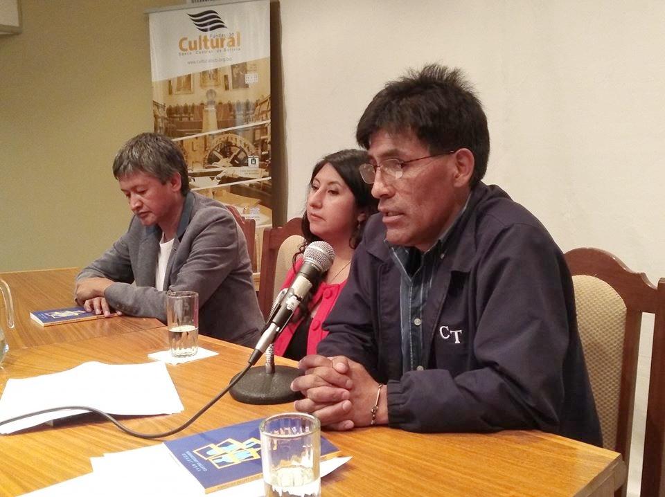 Exitosa presentación de libros de Iván Jesús Castro Aruzamen